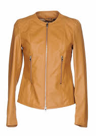 homewomenscamilla tan brown women leather jacket 20 off prev