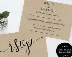 rsvp card template wedding rsvp postcard template oyle kalakaari co