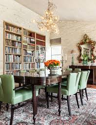 fun living room chairs houzz family room. Modern Mediterranean Dining Room With Large Bookshelves [Design: Stocker Hoesterey Montenegro] Fun Living Chairs Houzz Family C