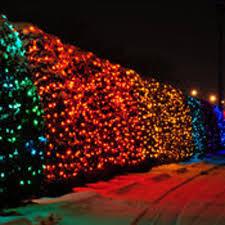 Olin Turville Park Lights Strands Of Lights For The University Avenue Holiday Lights