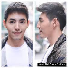 อนเทรน กบทรงผมชาย 2017 Iconic Hair Salon Thailand