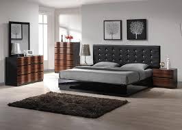 modern bedroom furniture and platform beds in ottawa  leather bed