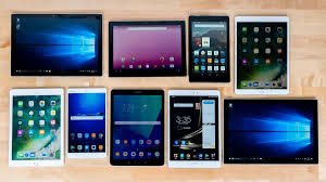 Tablet Comparison 2017 Chart The Best Tablet For 2019