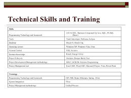 Technical Skills In Resume Amazing Technical Skills Resumes Kenicandlecomfortzone