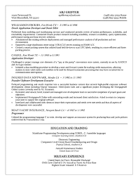 Oracle DBA Resume Example Magnificent Resume For Oracle Developer