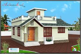 2 bedroom house plan and elevation in 700 sqft architecture kerala