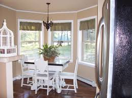dining room bay window curtains. Plain Room Dining Room Bay Window Curtain Ideas Menzilperdenet On Curtains D