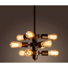 Light Bulb Socket Chandelier Warehouse Of Tiffany Mariam 9 Light Adjustable Bulb Socket