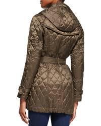 Burberry Brit Finsbridge Long Quilted Coat | Where to buy & how to ... & ... Burberry Brit Finsbridge Long Quilted Coat Adamdwight.com
