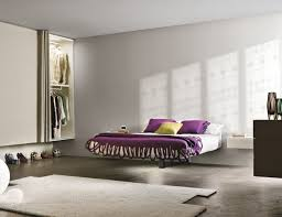 Floating Bed Magnetic Fluttua Floating Bed By Daniele Lago A Gadget Flow