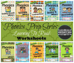 These kindergarten phonics worksheets are good for first graders, too, or any early learner who needs practice identifying rhyming words. Phonics Easy Peasy Worksheets Kindergarten Kiosk