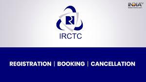 Irctc Logo Design Irctc Registration Booking Cancellation Online Heres
