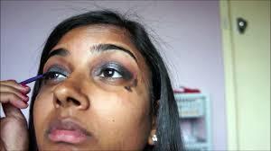 new years eve makeup tutorial for dark skin dark smokey eye and lips video dailymotion