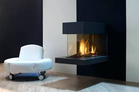 smlf gas fireplace glass cleaner rona canadian tire floating sided mantel minimalist style comfy white chair wheels