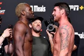 UFC Fight Night 191 ...