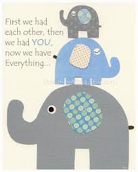 view larger on baby boy wall art nursery with 58 elephant baby room decor only best 25 ideas about elephant