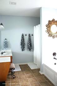 french gray light by home paint colors bathroom behr one coat of