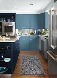 Blue Kitchen Designs Fascinating Color Of The Year Blueprint House Flipping Ideas Pinterest