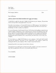 Resume Sample Applying Job Luxury Resume Examples Cover Letter For