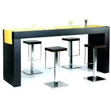 Table Cuisine Haute Rectangulaire Idée De Modèle De Cuisine