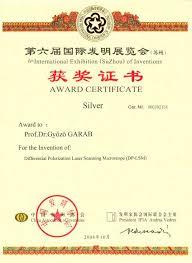 dplsm pizes  2008 diploma
