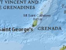 Grenada Climate Chart Average Weather In Saint George 39 S Grenada Year Round