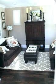 dark area rug with brown couch best ideas on decor rugs lilah grey forest green hunter