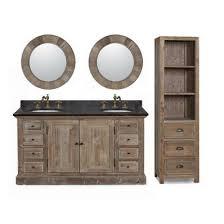 60 double sink bathroom vanities. Solid Recycled Fir 60\ 60 Double Sink Bathroom Vanities D