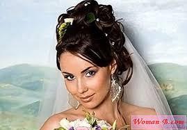 Svatební účesy Pro Střední Vlasy Krása 2017 časopis Módní Dámské