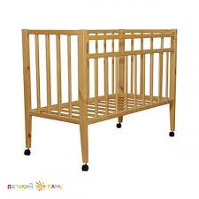 Купить <b>детскую</b> кроватку недорого в Томске - цены, фото