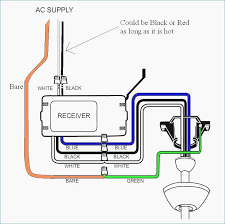 how to install a ceiling fan with a remote contemporary hampton bay ceiling fan wiring diagram