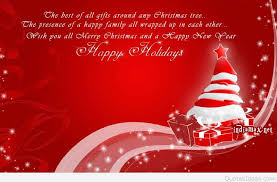 christmas and new year business quotes