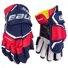 Bauer Hockey Gloves Size Chart Bauer Supreme S29 Senior Hockey Gloves