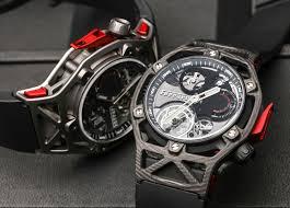 First copy replica watches for men. Hublot Techframe Ferrari 70 Years Tourbillon Chronograph Watch Hands On Ablogtowatch