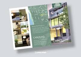 Apartment Brochure Design Vintage1973 Me