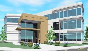 modern office exterior. Fetching Architectural Building Design Exterior : Home Decor Apartments High Class Apartment Modern Office