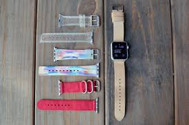 tested six third party apple watch bands