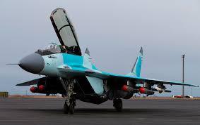 Fondos de Pantalla Avión de caza Avións Mikoyan MiG-35 Ruso Aviación  descargar imagenes