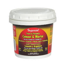 imperial 8 oz stove and fireplace cement