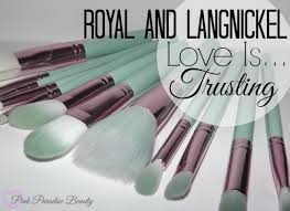 royal and langnickel makeup brushes. royal and langnickel love is trusting makeup brushes review photos p