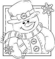 Small Picture print coloring image Snowman Free printable and Printable
