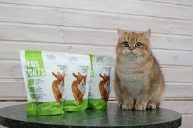 <b>EDS</b> CATS - <b>ликвидатор запаха</b> для лотка