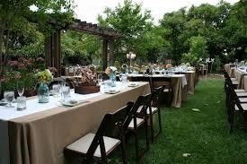 Stunning Cheap Outside Wedding Venues Backyard Wedding Reception