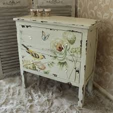 country chic bedroom furniture. Cream Chest Of Drawers Painted Bedroom Storage Dressing Room French Shabby | EBay Country Chic Furniture