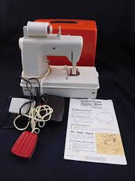 Singer Junior Sewing Machine Instructions
