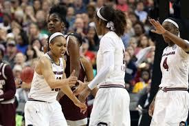 mississippi state vs south carolina 2017 final score south carolina wins ncaa women s basketball tournament chionship