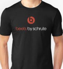 the office merchandise. Beets By Schrute Unisex T-Shirt The Office Merchandise