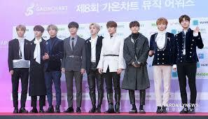 20190123 Red Carpet Stray Kids At 8th Gaon Chart Music