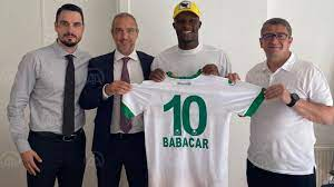 Aytemiz Alanyaspor, Khouma Babacar'ı transfer etti – Futbolexpress