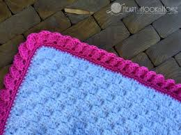 Crochet Baby Blanket Patterns For Beginners Classy 48 BeginnerFriendly Baby Blanket Crochet Patterns